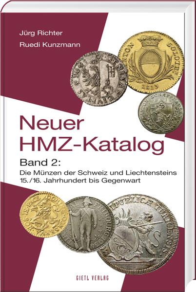 Richter kunzmann neuer hmz katalog band 2 die m nzen for Neuer weltbild katalog