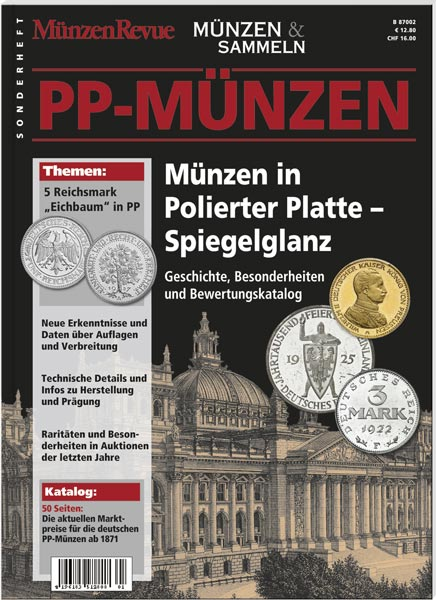 Redaktion Der Münzenrevue Und Münzen Sammeln Sonderheft Pp